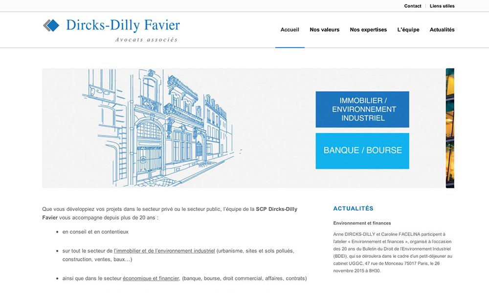 Dircks-Dilly-Favier